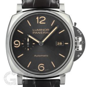 ルミノール ドゥエ 3デイズ オートマティック アッチャイオ 45MM PAM00943 OFFICINE PANERAI 新品 メンズ  腕時計  送料無料  年中無休|gmt