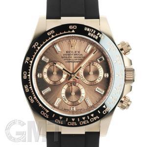 ロレックス デイトナ 116515LNA 11Pバケットダイヤ ラバーストラップ ROLEX 新品 メンズ  腕時計  送料無料  年中無休|gmt