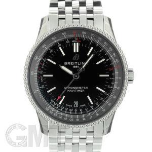 ブライトリング ナビタイマー 1 オートマチック 38 A165B-1NP ブラック ブレス BREITLING 新品 メンズ  腕時計  送料無料  年中無休|gmt