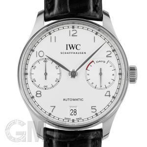 IWC ポルトギーゼ オートマティック 7DAYS IW500712 IWC 新品 メンズ  腕時計  送料無料  年中無休|gmt