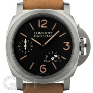パネライ ルミノール 8デイズ パワーリザーブ チタニオ 44MM PAM00797 OFFICINE PANERAI 新品 メンズ  腕時計  送料無料  年中無休 gmt