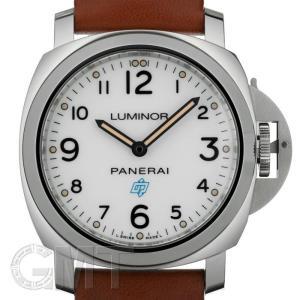 オフィチーネパネライ ルミノール ベース ロゴ アッチャイオ 44MM PAM00775 OFFICINE PANERAI 新品 メンズ  腕時計  送料無料  年中無休|gmt