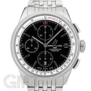 ブライトリング プレミエ クロノグラフ42 A117B-1NP  ブラック BREITLING 【新品】【メンズ】 【腕時計】 【送料無料】 【年中無休】|gmt