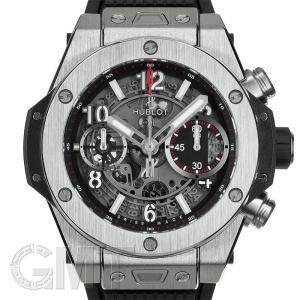 ウブロ ビッグバン ウニコ 42mm チタニウム ラバー 441.NX.1170.RX HUBLOT 新品メンズ 腕時計 送料無料 年中無休|gmt