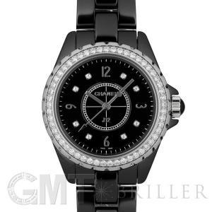 CHANEL シャネル J12 H3108 ダイヤモンド QZ 33mm CHANEL 【新品】【レディース】 【腕時計】 【送料無料】 【年中無休】|gmt