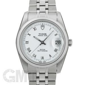 チュードル プリンス デイト 74000 ホワイトローマ 34mm  TUDOR 【新品】【メンズ】 【腕時計】 【送料無料】 【年中無休】|gmt