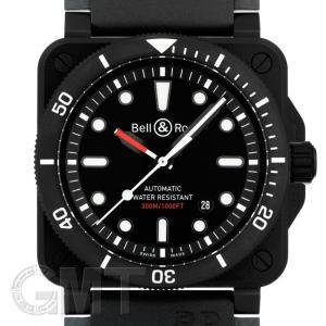 ベル&ロス BR03-92-D-BL-CE/SRB ダイバー ブラック セラミック ラバー BELL & ROSS  新品 メンズ 腕時計 送料無料 年中無休|gmt