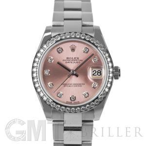 ロレックス デイトジャスト 178384G ピンク ジュビリーブレスレット ROLEX 【新品】【レディース】 【腕時計】 【送料無料】 【年中無休】|gmt