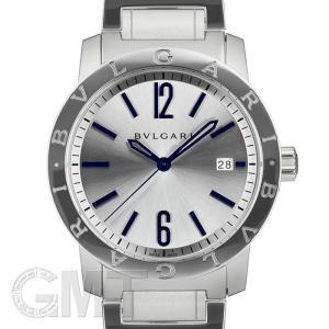 ブルガリ・ブルガリ ソロテンポ  シルバー BB39C6SSD BVLGARI 【新品】【メンズ】 【腕時計】 【送料無料】 【年中無休】|gmt