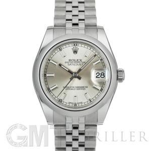 ロレックス デイトジャスト 178240 シルバー ジュビリーブレス ROLEX 【新品】【レディース】 【腕時計】 【送料無料】 【年中無休】|gmt