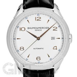 ボーム&メルシエ クリフトン オートマティック シルバー M0A10365 BAUME & MERCIER 【新品】【メンズ】 【腕時計】 【送料無料】 【年中無休】|gmt