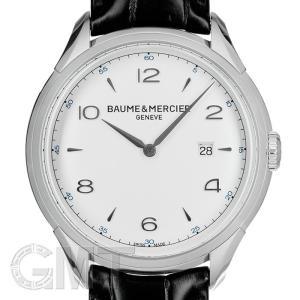 ボーム&メルシエ クリフトン シルバー クォーツ MOA10419 BAUME & MERCIER 【新品】【メンズ】 【腕時計】 【送料無料】 【年中無休】|gmt