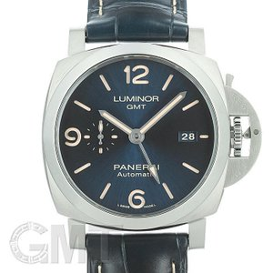 オフィチーネ パネライ PAM01033 ルミノールGMT 44mm ブルー 革 OFFICINE PANERAI 【新品】【メンズ】 【腕時計】 【送料無料】 【年中無休】|gmt