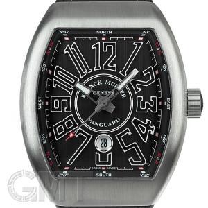 ヴァンガード V45 SC DT AC BR NR ブラック FRANCK MULLER 【新品】【メンズ】 【腕時計】 【送料無料】 【年中無休】|gmt