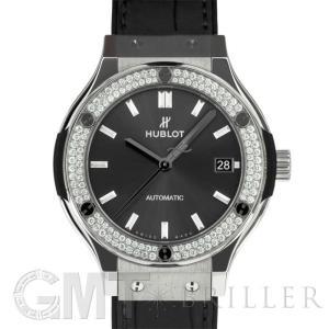 ウブロ クラシック・フュージョン レーシング グレー チタニウム ダイヤモンド 565.NX.7071.LR.1104 HUBLOT 【新品】【ユニセックス】 【腕時計】 【送料無料】|gmt