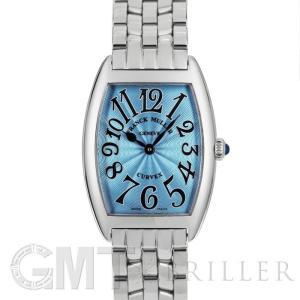 フランクミュラー トノーカーベックス 1752BQZ ライトブルー FRANCK MULLER 【新品】【レディース】 【腕時計】 【送料無料】 【年中無休】|gmt
