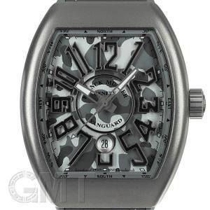フランクミュラー ヴァンガード カモフラージュ V45SCDT MC TT CAMO グレー FRANCK MULLER 【新品】【メンズ】 【腕時計】 【送料無料】 【年中無休】|gmt