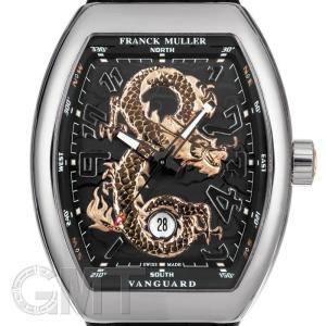 フランク・ミュラー ヴァンガード ドラゴンリミテッド V45SCDT AC GOLD DRAGON  FRANCK MULLER 【新品】【メンズ】 【腕時計】 【送料無料】 【年中無休】|gmt