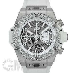 ウニコ チタニウム ホワイト ダイヤモンド 42 mm 441.NE.2010.RW.1104 HUBLOT 【新品】【メンズ】 【腕時計】 【送料無料】 【年中無休】|gmt
