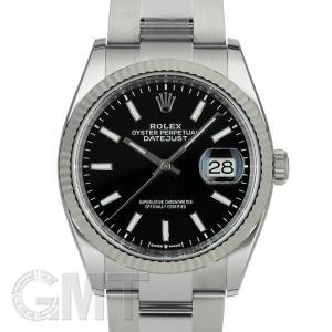 【2019年新作】ロレックス デイトジャスト 36 126234 ブラック オイスターブレス ROLEX 【新品】【メンズ】 【腕時計】 【送料無料】 【年中無休】|gmt