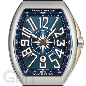 フランク・ミュラー ヴァンガード ヨッティング V45SCDT STG BL BC 5N FRANCK MULLER 【新品】【メンズ】 【腕時計】 【送料無料】 【年中無休】|gmt
