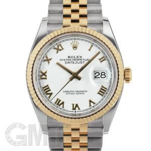 ロレックス デイトジャスト 126233 グリーンローマ 69ダイヤ ROLEX 【新品】【メンズ】 【腕時計】 【送料無料】 【年中無休】|gmt