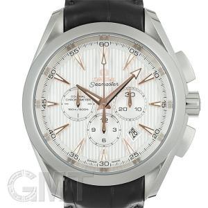 オメガ シーマスター アクアテラ 150M コーアクシャル クロノグラフ  44MM 231.13.44.50.02.001 OMEGA 新品メンズ 腕時計 送料無料|gmt