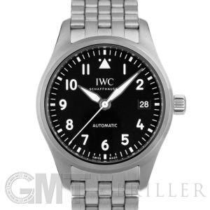 IWC パイロット・ウオッチ・オートマティック 36 ブラック IW324010  IWC 新品ユニセックス 腕時計 送料無料 年中無休|gmt
