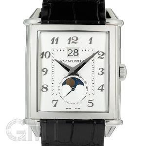 ジラールペルゴ ヴィンテージ1945 XXL ラージ デイト&ムーン 25882-11-121-BB6B  新品メンズ 腕時計 送料無料 年中無休|gmt