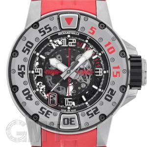 リシャール ミル RM028 オートマティックダイバーズ RICHARD MILLE 【中古】【メンズ】 【腕時計】 【送料無料】 【年中無休】|gmt