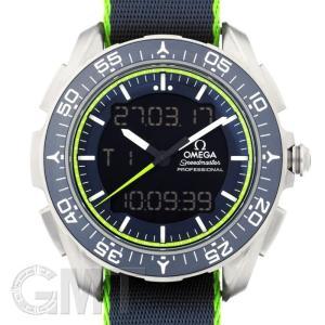 オメガ スピードマスター スカイウォーカー X-33 クロノグラフ 318.92.45.79.03.001 【世界1924本限定】 OMEGA 【中古】【メンズ】 【腕時計】 【送料無料】|gmt