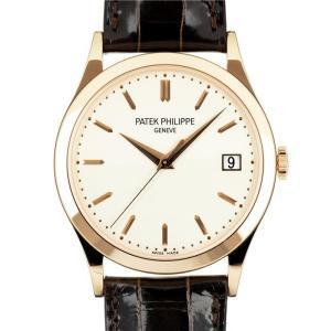 パテック・フィリップ カラトラバ 5296R-010 PATEK PHILIPPE 【中古】【メンズ】 【腕時計】 【送料無料】 【年中無休】|gmt