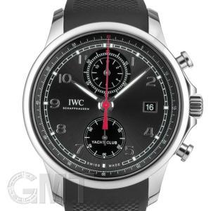 IWC ポルトギーゼ ヨットクラブ クロノグラフ IW390...