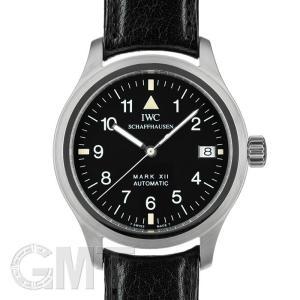 IWC パイロットウォッチ マークXII IW324101/3241-001 IWC 中古 メンズ  腕時計  送料無料  年中無休 |gmt