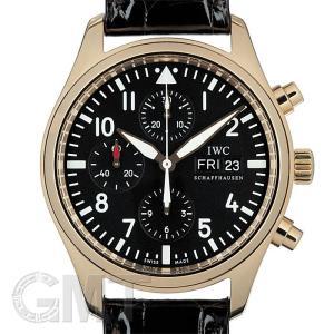 IWC パイロットウォッチ クロノグラフ ローズゴールド IW371713 IWC 中古 メンズ  腕時計  送料無料  年中無休 |gmt