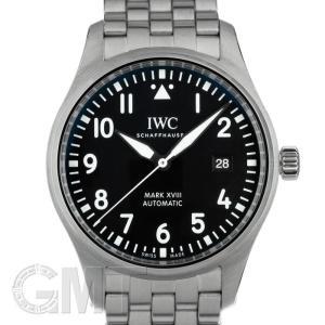 IWC パイロットウォッチ マーク18 IW327001 IWC 【中古】【メンズ】 【腕時計】 【送料無料】 【年中無休】|gmt