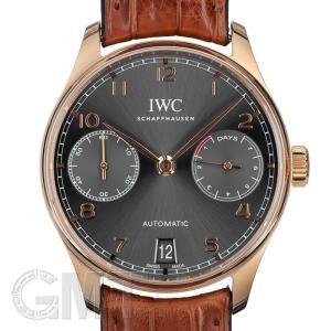 IWC ポルトギーゼ・オートマティック 7DAYS IW500702 IWC 【中古】【メンズ】 【腕時計】 【送料無料】 【年中無休】|gmt