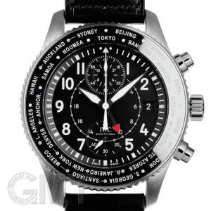 IWC パイロットウォッチ タイムゾーナー・クロノグラフ IW395001 IWC 【中古】【メンズ】 【腕時計】 【送料無料】 【年中無休】|gmt