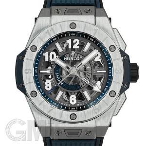 ウブロ ビッグバン ウニコ チタニウム GMT 471.NX.7112.RX HUBLOT 中古メンズ 腕時計 送料無料 年中無休|gmt