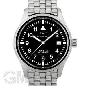 IWC パイロットウォッチ マーク15 IW325307 IWC 中古メンズ 腕時計 送料無料 年中無休|gmt