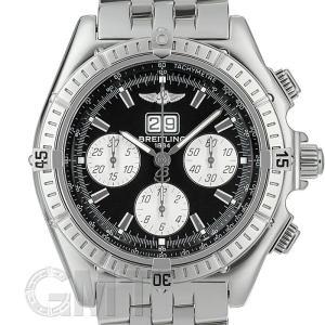 ブライトリング クロスウィンド スペシャル ブラック A44355/A445B13VPR BREITLING 中古メンズ 腕時計 送料無料 年中無休|gmt