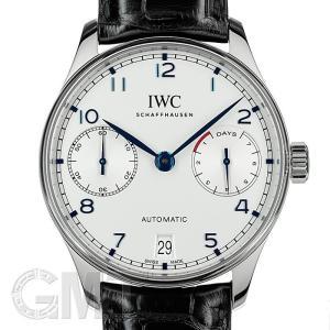 IWC ポルトギーゼオートマティック 7DAYS IW500705 IWC 【中古】【メンズ】 【腕時計】 【送料無料】 【年中無休】|gmt