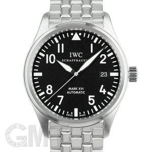 IWC パイロットウォッチ マークXVI IW325504 IWC 【中古】【メンズ】 【腕時計】 【送料無料】 【年中無休】|gmt