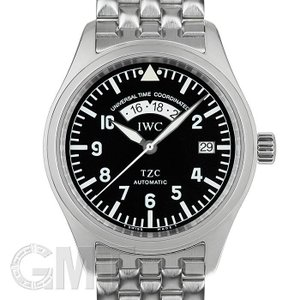 IWC パイロットウォッチ フリーガー UTC IW325102 IWC 【中古】【メンズ】 【腕時計】 【送料無料】 【年中無休】|gmt