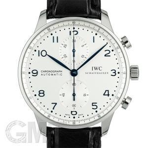 IWC ポルトギーゼ クロノグラフ オートマティック IW371446 IWC 【中古】【メンズ】 【腕時計】 【送料無料】 【年中無休】|gmt