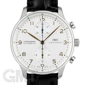IWC ポルトギーゼ クロノグラフ オートマティック IW371445 IWC 【中古】【メンズ】 【腕時計】 【送料無料】 【年中無休】|gmt