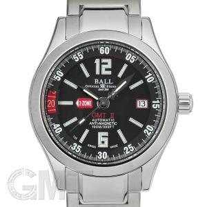 ボールウォッチ エンジニア マスターII GMT ブラック GM1032C-S1AJ-BK BALL WATCH 【中古】【メンズ】 【腕時計】 【送料無料】 【年中無休】|gmt