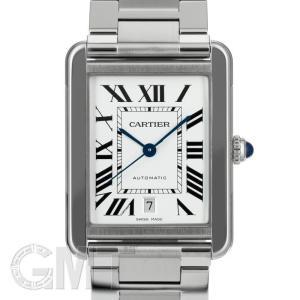 カルティエ タンクソロ XL W5200028 CARTIER 【中古】【メンズ】 【腕時計】 【送料無料】 【年中無休】|gmt