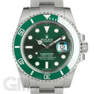 ロレックス サブマリーナー デイト 116610LV グリーン ROLEX 【中古】【メンズ】 【腕時計】 【送料無料】 【年中無休】|gmt