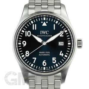 IWC パイロットウォッチ マーク XVIII プティプランス IW327014 IWC 【中古】【メンズ】 【腕時計】 【送料無料】 【年中無休】|gmt